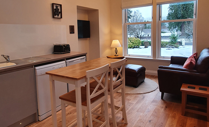 Self Catering Pitlochry